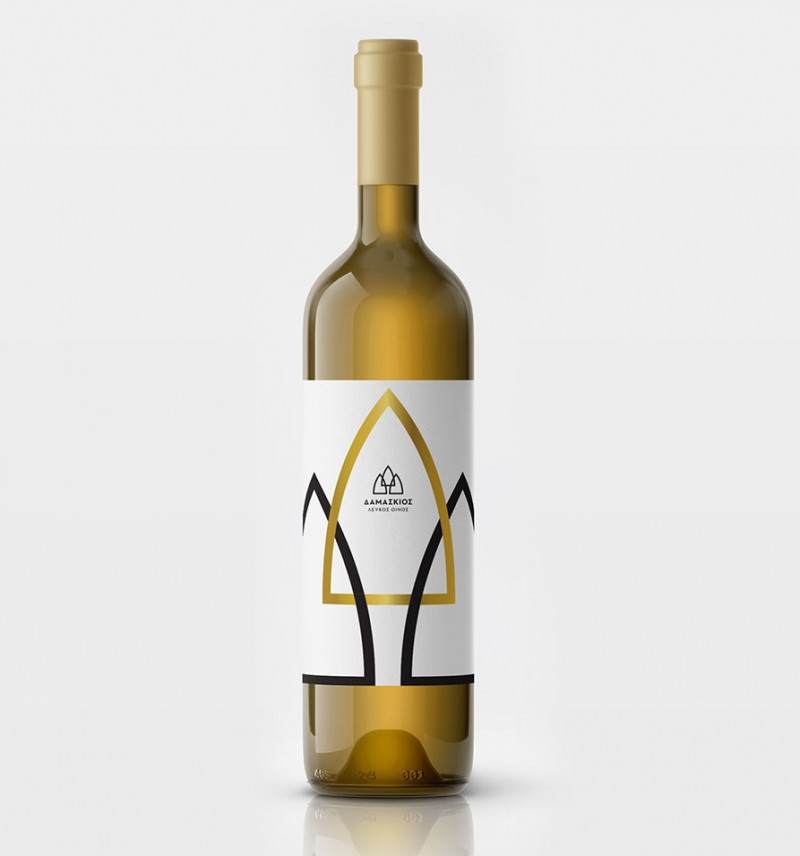 Damaskios White Wine