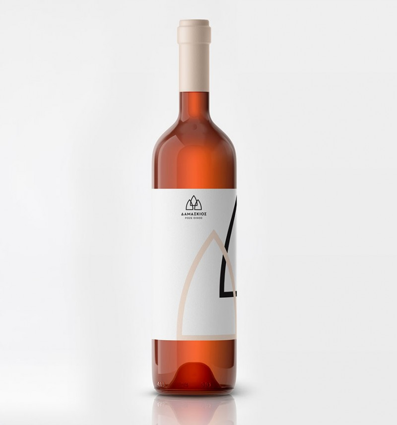 Damaskios Roze Wine